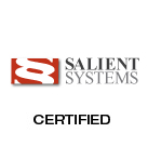 Salient Systems Certified